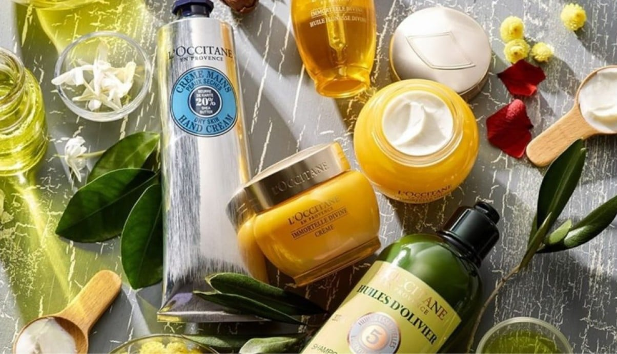 L'Occitane en Provence helps its consultants manage difficult situations