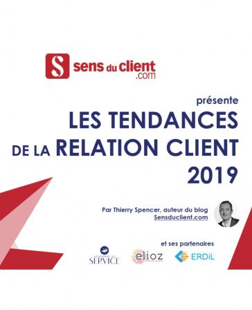 Livre Blanc Tendances Relation Client 2019
