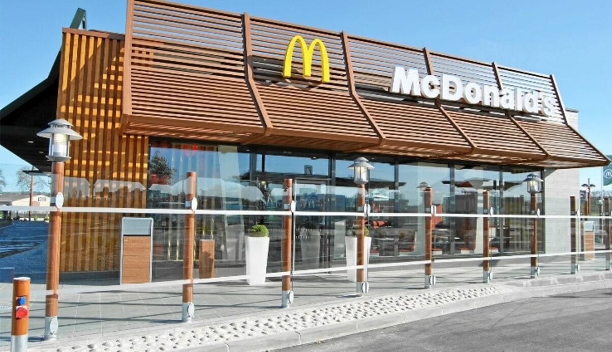 McDonald's veut être le leader du bon moment