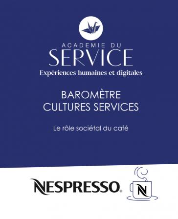 Baromètre Symétrie des Attentions Le role sociétal du café