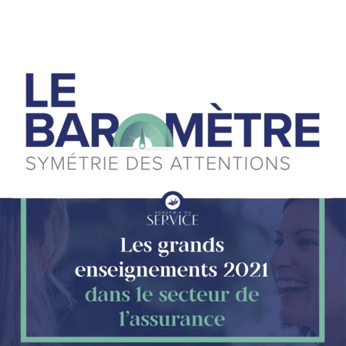 Baromètre Symétrie des Attentions Assurance 2021